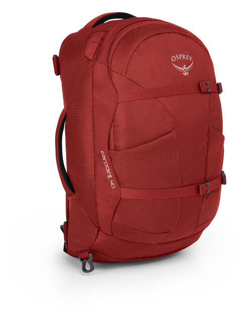 Osprey Farpoint 40 Reisbagage M/L rood